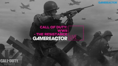 Call of Duty: WWII - The Resistance - Replica Livestream