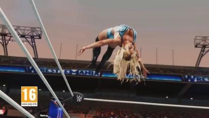 WWE 2K18 - WrestleMania Edition Trailer