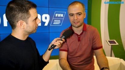 FIFA 19 Switch - Intervista ad Andrei Lazarescu