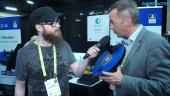 CES19: 3dRudder PSVR Controller - Christophe Dissaux Interview