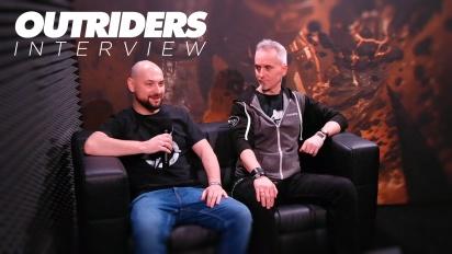 Outriders - Intervista a Rafal Pawlowski & Szymon Barchan