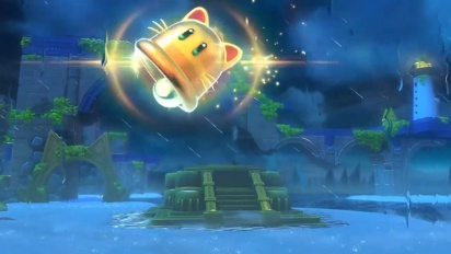 Super Mario 3D World + Bowser's Fury - La potenza della furia di Bowser Trailer