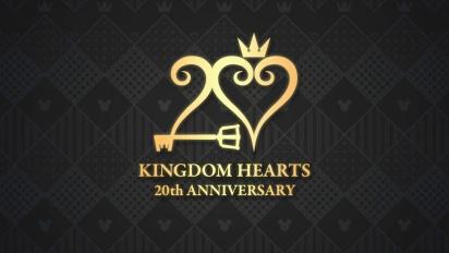 Kingdom Hearts - 20th Anniversary Trailer
