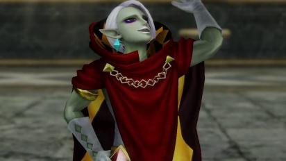 Hyrule Warriors - Ghirahim and a Demon Blade Trailer