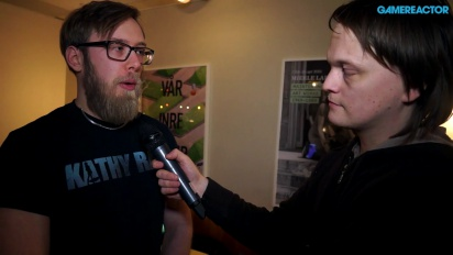Kathy Rain - Intervista a Joel Staaf Hästö