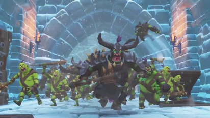 Orcs Must Die: Unchained: Trailer dell'open beta