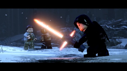 Lego Star Wars: The Force Awakens - E3-traileri