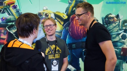 Deep Rock Galactic - Intervista Søren Lundgaard & Mikkel Martin Pedersen