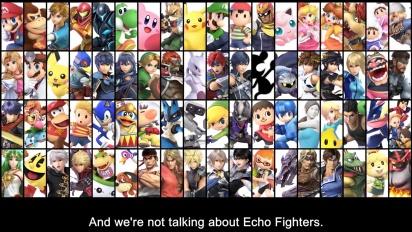 Super Smash Bros. Ultimate Direct - 01.11.2018