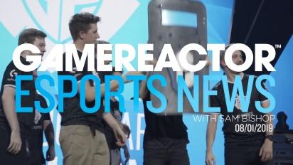 Gamereactor Esports News - 8 gennaio 2019