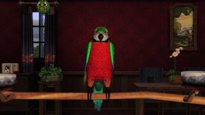 Sims 3 - 12 Days of Simsmas