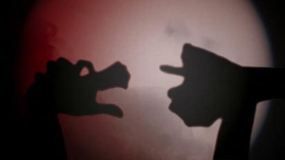 Super Mario 3D World - Shadow Puppet Theatre Trailer
