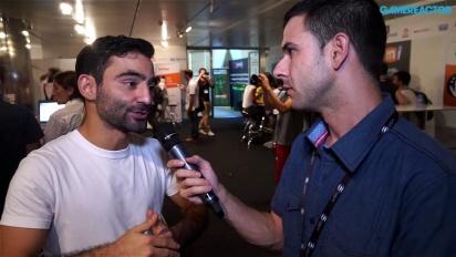 Maximo Cavazzani - Etermax CEO Gamelab 2014 Interview