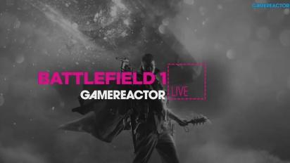 Battlefield 1 - Replica Livestream