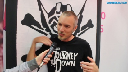 The Journey Down: Chapter Three - Intervista a Theodor Waern