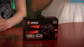 Quick Look - MSI Force GC30