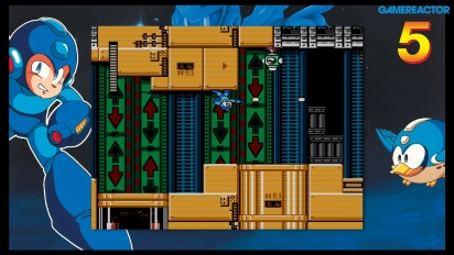 Mega Man Legacy Collection - Mega Man V Gameplay on Nintendo Switch