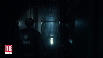 Resident Evil 2 - Trailer 1-Shot Demo (italiano)