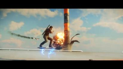 Just Cause 4: Pericolo crescente - Trailer di annuncio (italiano)
