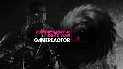 Zombie Army 4: Dead War - Replica Livestream 2