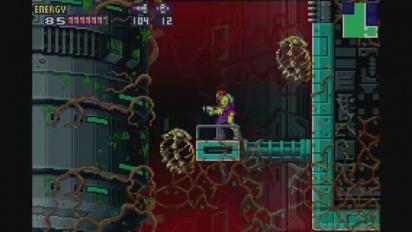 Metroid Fusion - Wii U-Trailer