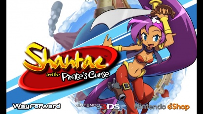 Shantae and the Pirate's Curse - Character Spotlight: Sky