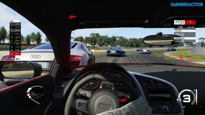 Assetto Corsa - Audi R8 Barcelona Xbox One