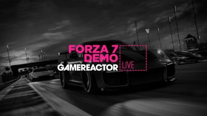 GR Italia Live: Forza Motorsport 7 Demo - Replica Livestream