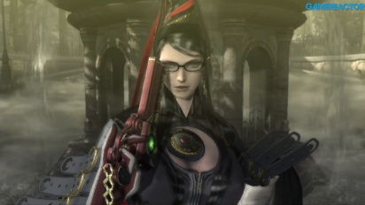 Bayonetta - Gameplay Central Station su Nintendo