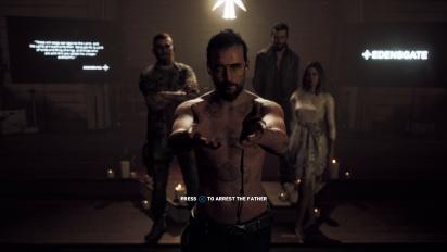 Far Cry 5 - Gameplay del finale alternativo