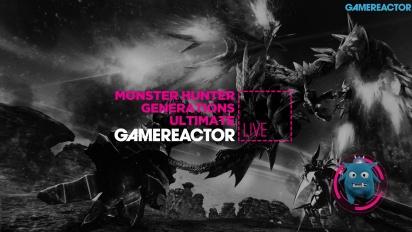 Monster Hunter Generations Ultimate - Replica Livestream