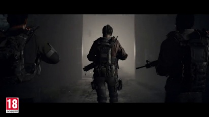 The Division 2 - Enter The Dark Zone Trailer