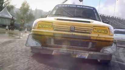 Dirt Rally 2.0 - Season 2 Stage 1 Trailer