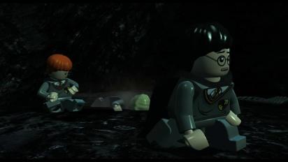 Lego Harry Potter: Years 1-4 - Basilisk Trailer