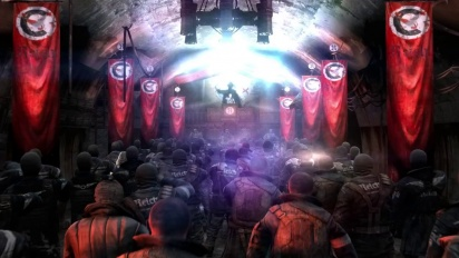 Metro: Last Light  - Salvation Gameplay Trailer