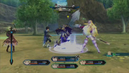 Tales of Xillia - Milla Battle Showcase