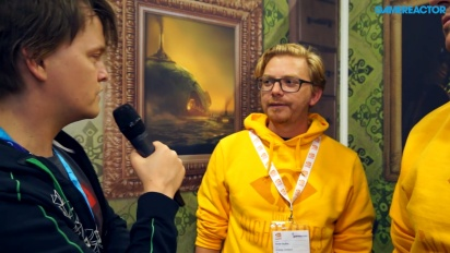 Little Nightmares - Intervista ad Andreas Johnson & Dave Mervik