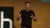 Massimo Guarini - Children of a Lesser God - Panel completo al Gamelab