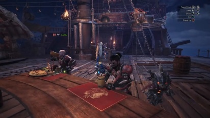 Monster Hunter: World - Multiplayer 101 Online Sessions