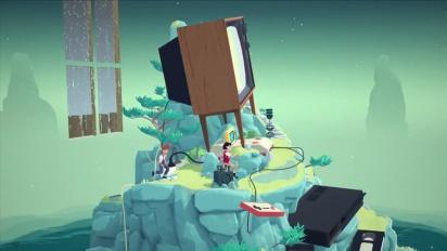 The Gardens Between - Nintendo Switch Trailer