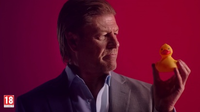 Hitman 2 - Sean Bean Trailer