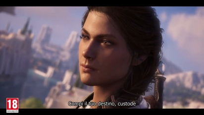Assassin's Creed Odyssey: Arco Narrativo 2 - Il Destino di Atlantis
