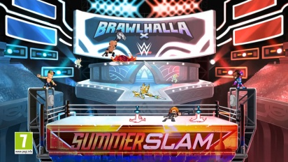 Brawlhalla - WWE Event Trailer
