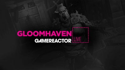 Gloomhaven - Early Access Livestream Replay