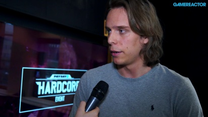 Payday 2: Hardcore Henry Update - Intervista a Andreas Häll