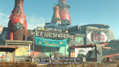 Fallout 4: In vacanza a Nuka-World - Trailer di lancio