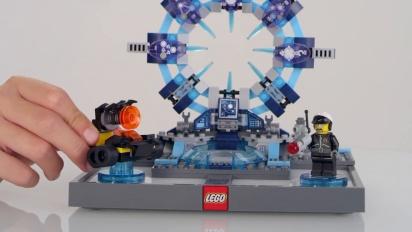 Lego Dimensions: Costruisci e Ricostruisci - Trailer Ufficiale