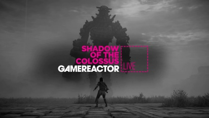 Shadow of the Colossus - Replica Livestream