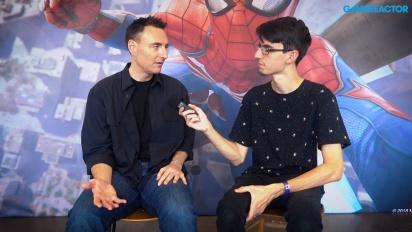 Spider-Man - Intervista a Jon Paquette