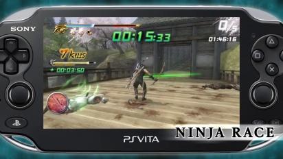 Ninja Gaiden Sigma Plus - Trailer